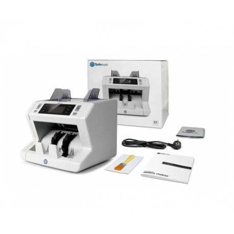 Safescan 2650 Banknote Counting and Verification 112-0507