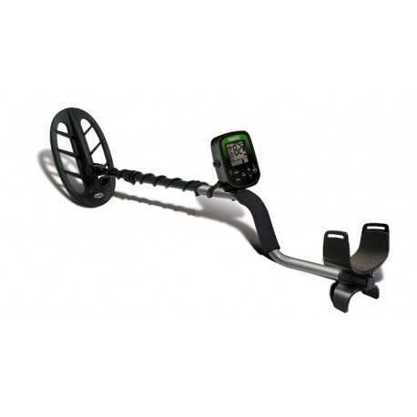 "Teknetics Delta 4000 metal detector entry level with 11"" DD Coil"