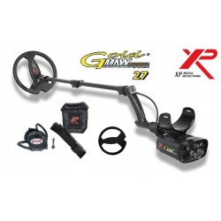 METAL DETECTOR XPLORER GOLDMAXX POWER 27cm DD