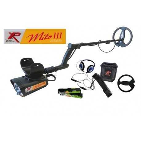 METAL DETECTOR XPLORER MITO III POWER738,00 €