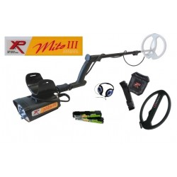 METAL DETECTOR XPLORER MITO III POWER 30X36