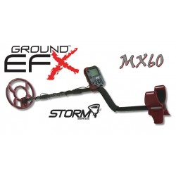 Metal Detector Ground EFX MX60 STORM SERIES WGI INNOVATIONS