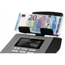 Safescan 6165 COUNTER BANKNOTES AND COINS SCALE MONEY COUNTER