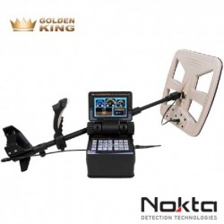 METAL DETECTOR NOKTA GOLDEN KING NGR MONOFREQUENZA