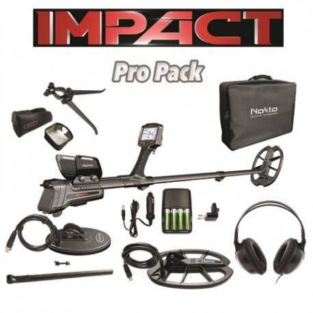 METAL DETECTOR NOKTA MAKRO IMPACT PRO PACKAGE MULTIFREQUENZA689,00 €