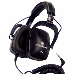 White's Royal GT metal detector Headphones