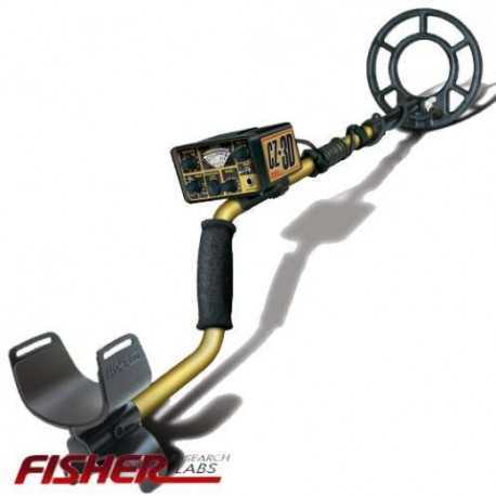 METAL DETECTOR FISHER CZ 3D SEARCH METALS FOR BATTLE AND SALTWATER