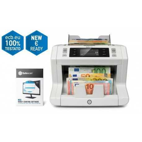 Safescan 2665-s Banknote Counting and Verification 100% tested ECB 112-0509SAFESCAN