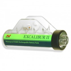 RECHARGEABLE BATTERY FOR MINELAB EXCALIBUR