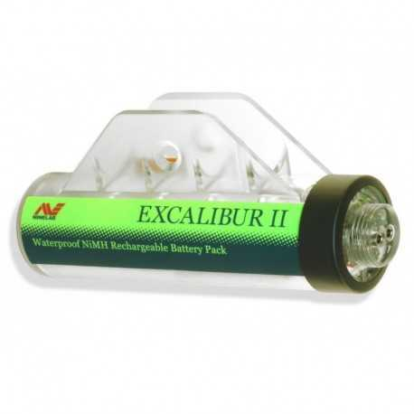 RECHARGEABLE BATTERY FOR MINELAB EXCALIBUR 133,00 €