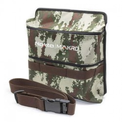 CAMO FINDS POUCH BAG NOKTA MAKRO OPEN CARRIER BAG
