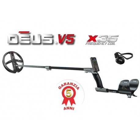 "METAL DETECTOR XPLORER DEUS 9"" X35 FULL WS4+RC1,199.00"