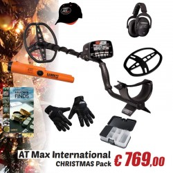 GARRETT AT MAX INT PROMO CHRISTMAS PACK CON PRO-POINTER AT Z-LINK + GUANTI ALL BLACK769,00 €
