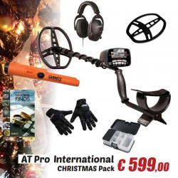 GARRETT AT PRO INT PROMO CHRISTMAS PACK WITH PRO-POINTER AT + ALL BLACK GLOVES 599,00 €
