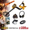 GARRETT 300i PROMO CHRISTMAS PACK + PRO-POINTER AT + PORTAREPERTI KEEPERS FIND BOX339,00 €