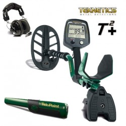 "Teknetics Delta 4000 metal detector entry level + 10"" DD coil"