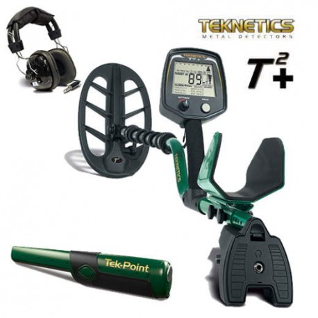 "Teknetics Delta 4000 metal detector entry level + 10"" DD coil 690,00 €"