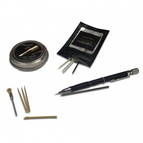 SUPER COIN CLEANING KIT COMPLETE WITH MICROCRYSTALLINE WAX FOR FINISHING 48,00 €