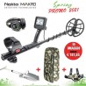 SPRING 2021 PROMO - NOKTA MAKRO METAL DETECTOR MULTI FREQUENCY AMPHIBIOUS WATERPROOF UP TO 5 METERS 749,00 €