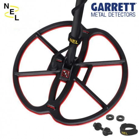 SEARCH PLATE IN SUPER FLY 11 ″ X12 ″ MODEL FOR GARRETT AT GOLDNEL