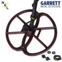 SEARCH PLATE IN SUPER FLY 11 ″ X12 ″ MODEL FOR GARRETT AT GOLD