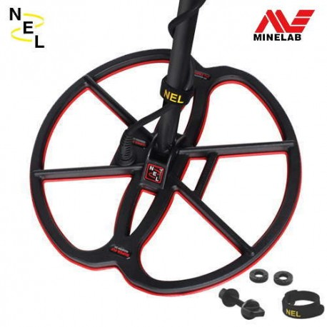SEARCH PLATE IN SUPER FLY 11 ″ X12 ″ MODEL FOR MINELAB SOVEREIGNNEL