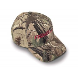 CAMO METAL DETECTOR FISHER BASEBALL CAP WITH VISOR 15,00 €