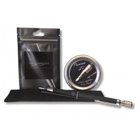 COIN CLEANING KIT COMPLETE WITH MICROCRYSTALLINE WAX FOR FINISHING 40,00 €