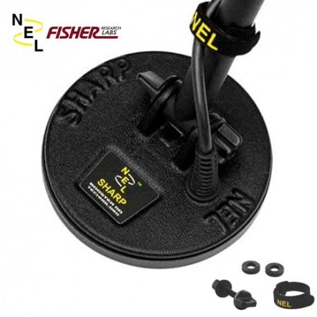 """SEARCH PLATE IN SHARP 5 """"DD (127 MM) WITH PLATE SAFETY FOR FISHER F70-F75NEL"""