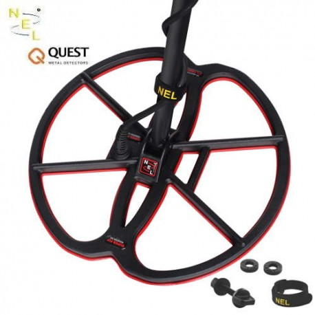 SEARCH PLATE IN SUPER FLY 11 ″ X12 ″ QUEST Q30 Q30+ Q60 MODELNEL