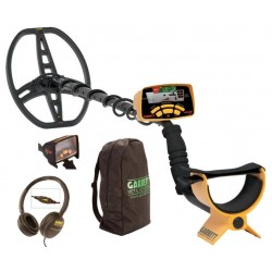 Euro Ace Metal Detector 350 + screen protector, Head phone and backpac