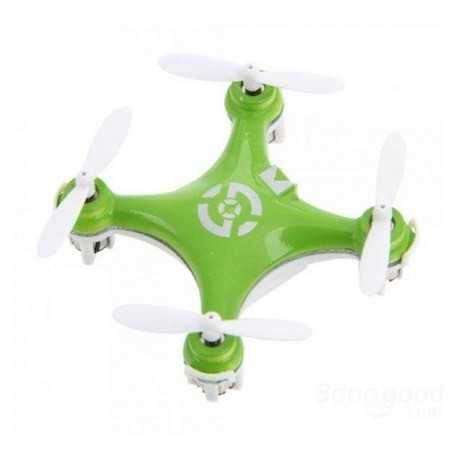 Cheerson CX-10 CX10 Mini 2.4G 4CH 6 Axis LED RC Quadricottero